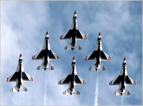 Thunderbirds / USAF