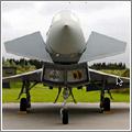 El Eurofighter monomotor no pasó de ser una propuesta