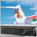 Cuando una aeronave no va a volar en un tiempo se suele proteger de los elementos
