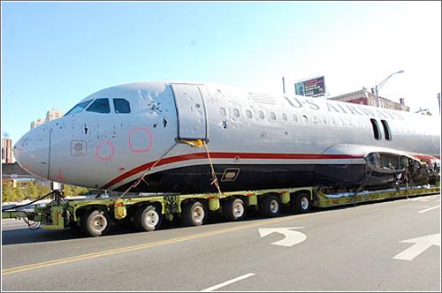 Traslado del vuelo 1549