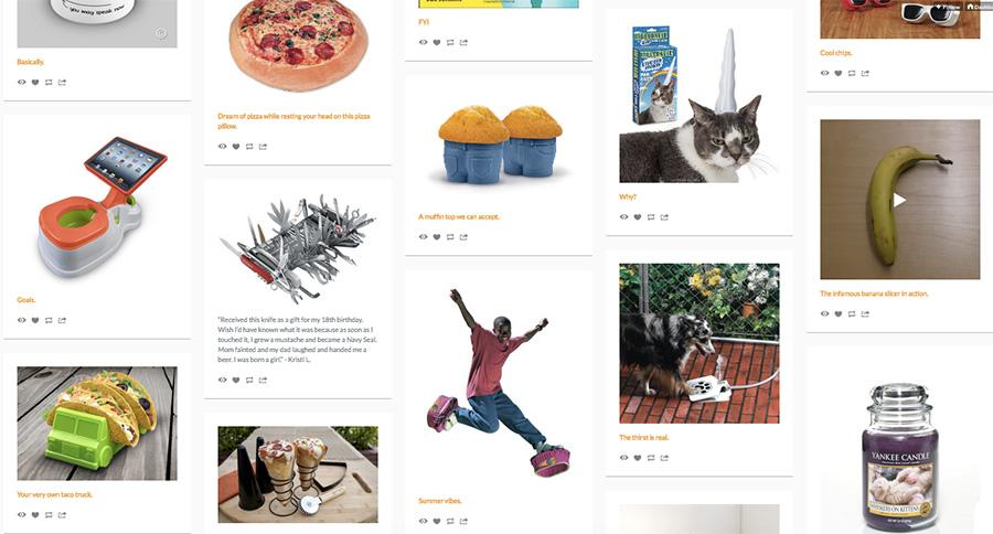 Amazon Tumblr
