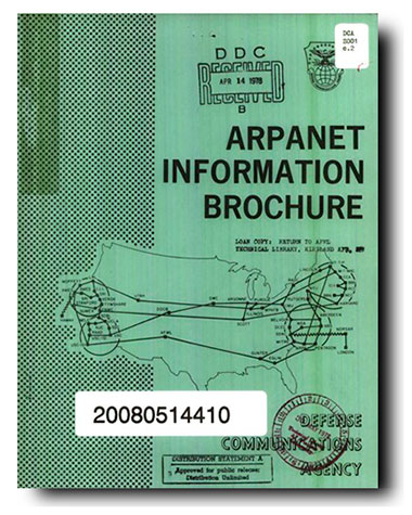 Arpanet / Internet Manual