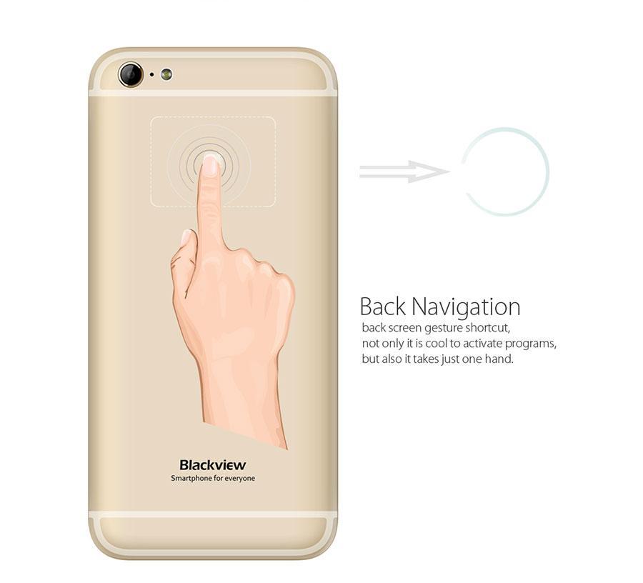 Back Navigation