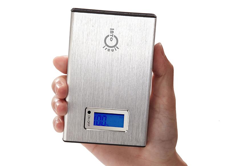 Batería Externa Intocircuit 11200mAh