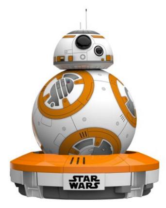 Base de recarga para el BB-8