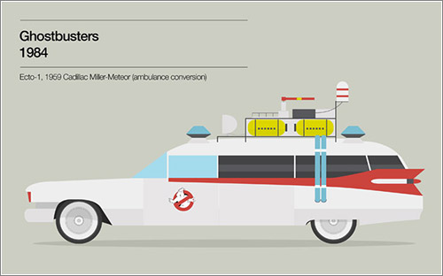 Cars-Ghostbusters