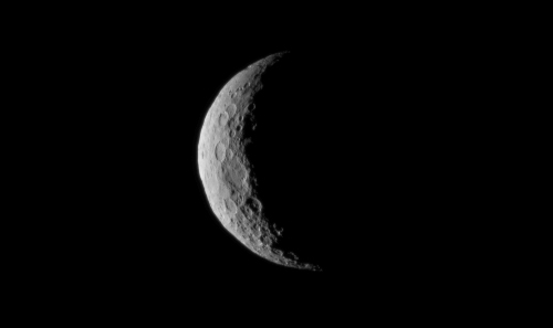 Ceres a 48 000 kilómetros de distancia