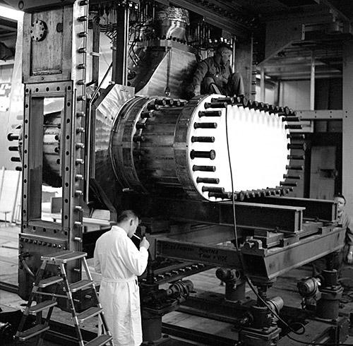 Los inicios del CERN