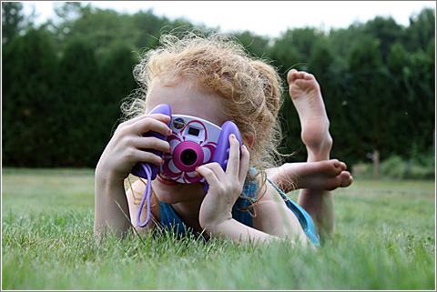 Photographer at 6 (CC) por Lindsaky LaChance