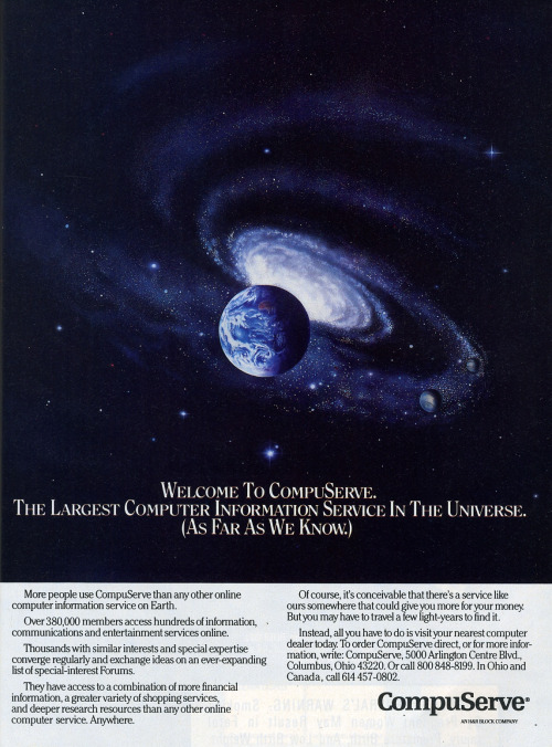 Compuserve-Universe