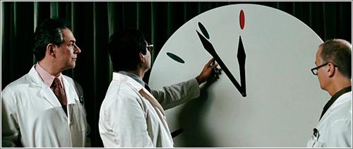 Doomsday Clock - El Reloj del Apocalipsis
