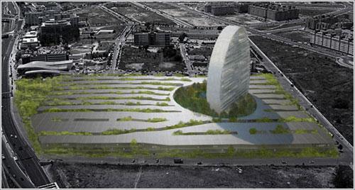 Futura sede del BBVA en Madrid - Herzog & de Meuron