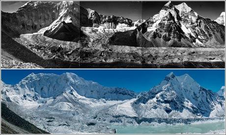 Glaciarl Himalayas