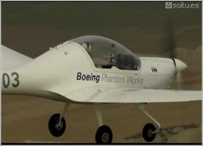 Avion propulsado por pila de combustible de hidrógeno