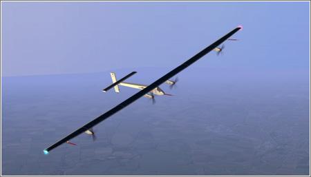 Avión Solar / SolarImpulse