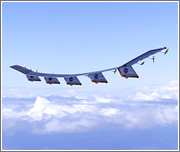 Avion Solar Helios de NASA