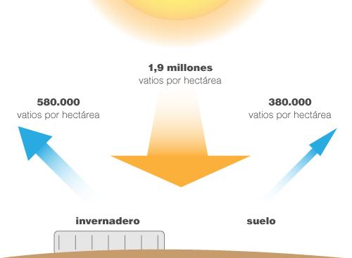 Balance invernaderos Almeria