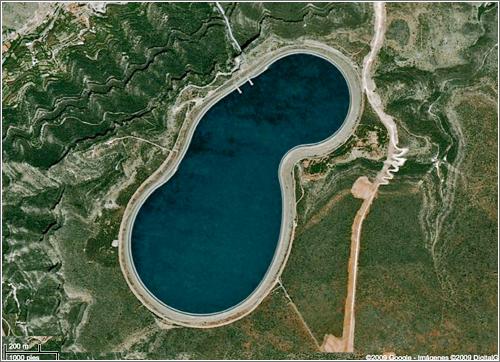 Balsa de La Mola en Google Maps