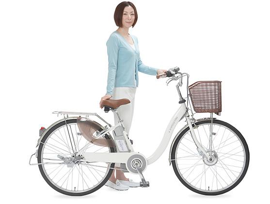 Bicileta Híbrida Eneloop Sanyo