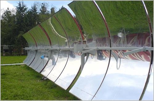 Captadores De Radiaci 243 N Solar Microsiervos Ecolog 237 A