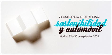 V Conferencia Sostenibilidad-Automovil