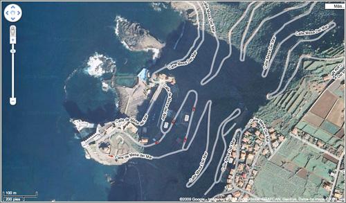 Costa - Mesa del Mar