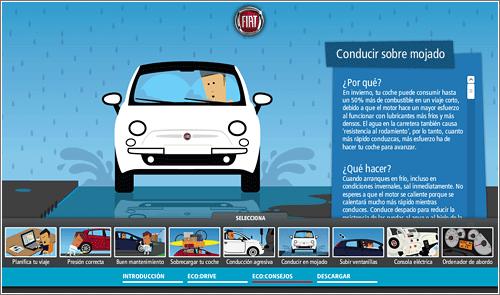 Eco:Drive de Fiat
