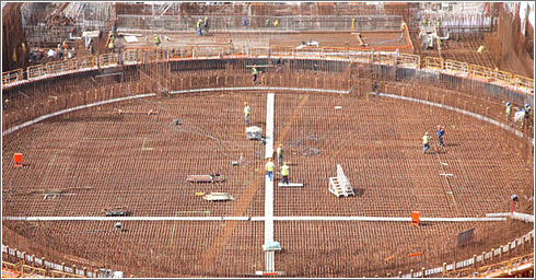 Construcción Flamanville 3 (Francia)