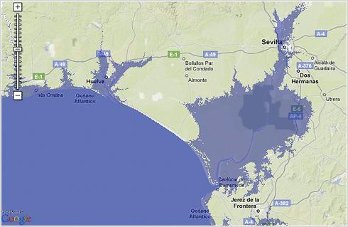 Flood Maps Sevilla