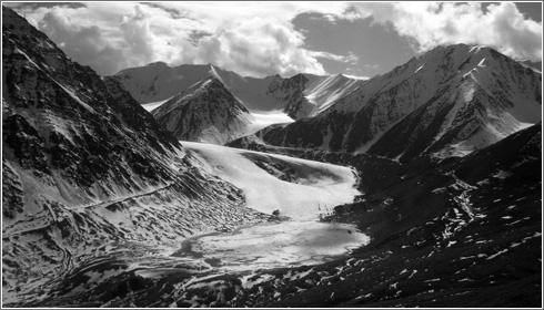 Glaciar Okpilak 2004