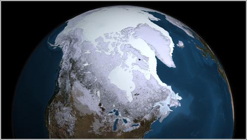 Hielo-Capa-Artico