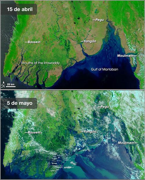 Huracan Birmania