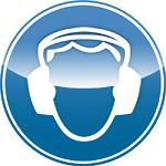Usar Protección para los oídos