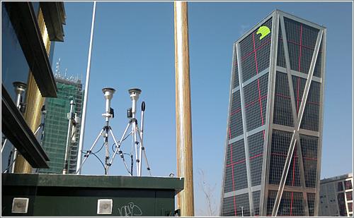 Estación meteorológica en Madrid (CC)-by Alvy