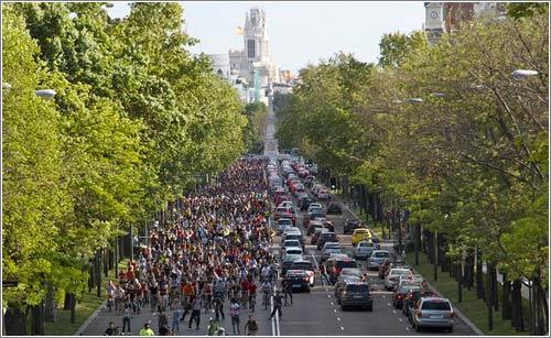 Madridbicisrodadas