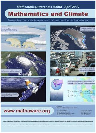 Matemáticas y cambio climático