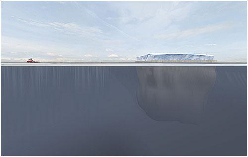 Mover-Icebergs