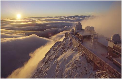 Observatorio del Pic Du Midi de Hubert Reeves