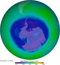 Ozono @ Septiembre de 2008