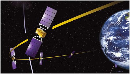 Satelite Sistema Galileo