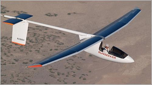 Avión solar Sunseeker II