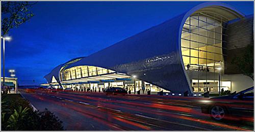 terminal B del Aeropuerto de San José (California)