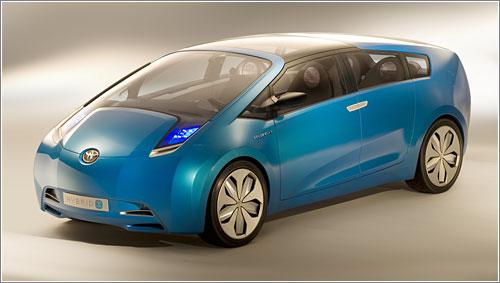 Toyota Prius: Hybrid-X