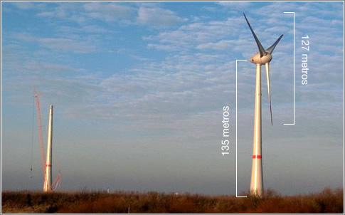 Turbina E126