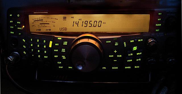 Equipo Radioaficionado (cc) Jim Shank