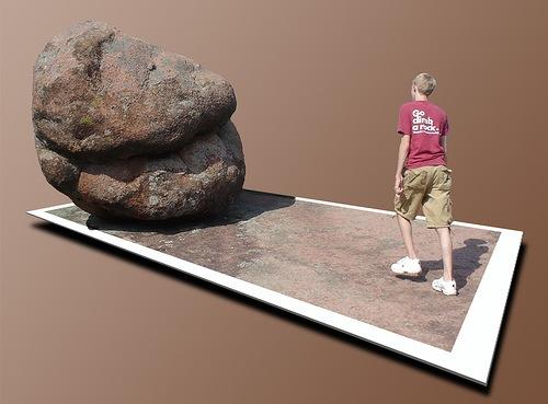 Drew OOB Rock de Serrator