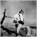 Muerte de un miliciano / Robert Capa