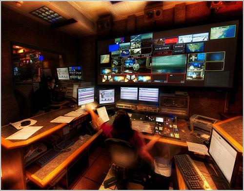 The NORAD of ABC in Austin por Trey Ratcliff