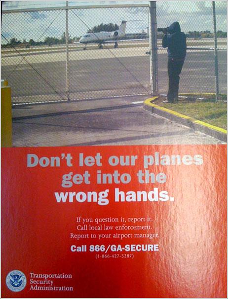 Cartel TSA