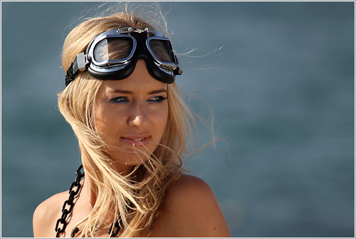 Chica RBAR BCN 2009